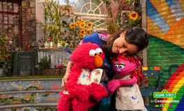 Article: Meet Lily, the First Sesame Street Muppet to Experience Homelessness