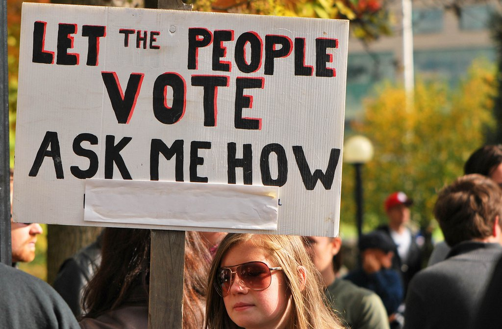 why voter education is important Five studies on the causes and consequences of voter turnout  important things, but they all think about problems differently than i do and offer a fresh.