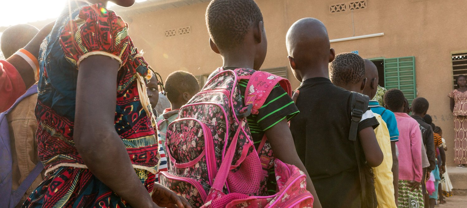 School Closures Have Tripled in West and Central Africa, UNICEF Says