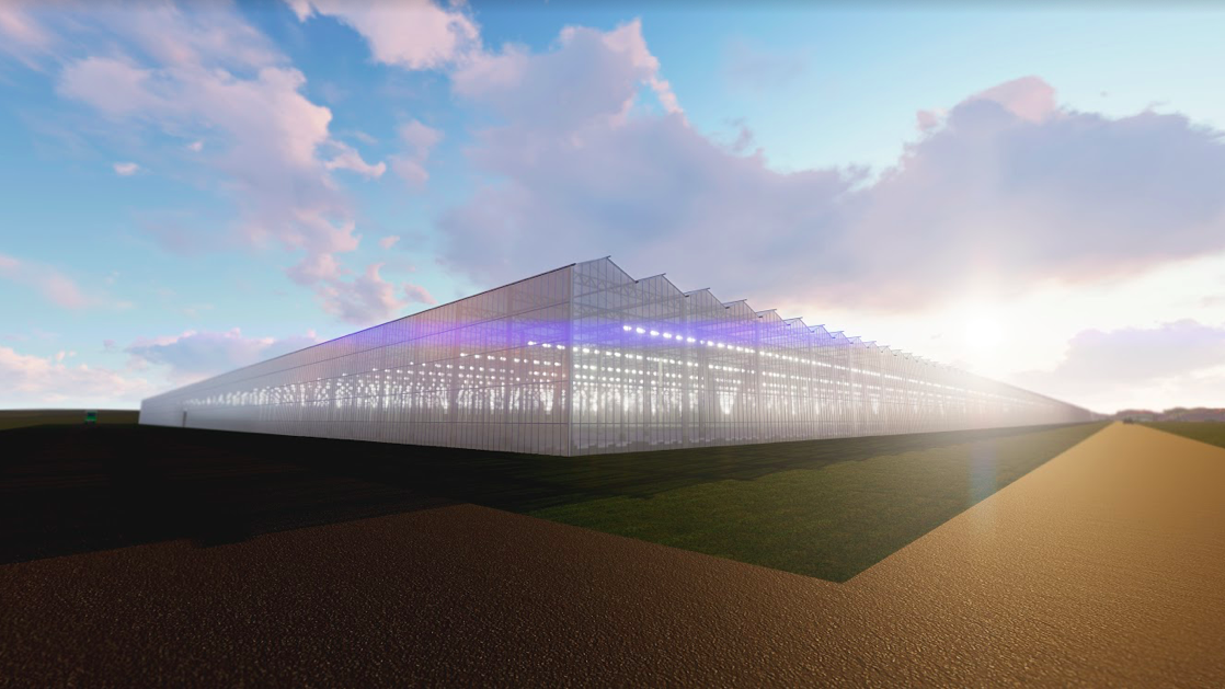 This Tech-Savvy Greenhouse Wants to Revitalize America's Coal Country