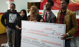 Article: Two Minnesotans Raised More Than $92K for Somalia Famine Relief