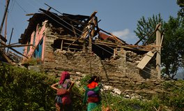 Article: These Women Are Literally Rebuilding Nepal After Last Year's Earthquake