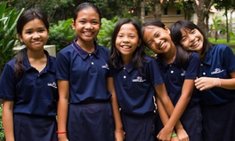 Article: These Cambodian Girls Created and Pitched an App to Google to Fight Poverty at Home