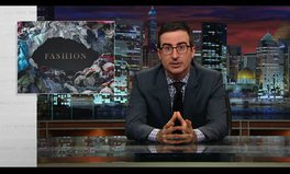 Video: You need to hear what John Oliver has to say about the clothes you're wearing