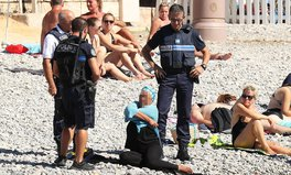 Article: French Police Forced This Woman to Remove Her Top Amid Burkini Ban Debate