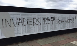 Article: Liverpool's Refugee Memorial Artwork Has Just Been Vandalised for a Third Time