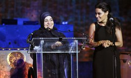 Article: Hala Lost Her Husband to ISIS. Then Trump Wanted to Ban Her From the US. Now She's Attending the Oscars.