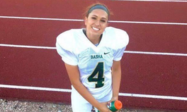 Article: This Athlete Is the First Woman to Earn a NCAA Football Scholarship