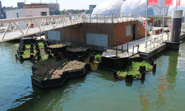 Artículo: This Floating Wildlife Park Is Made From Recycled Plastic