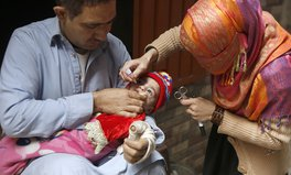 Article: Pakistan's 5-Day Vaccination Drive Aims to Eliminate Polio Once and for All
