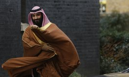 Artikel: Saudi Arabia's Crown Prince Says Women Are 'Absolutely' Equal to Men