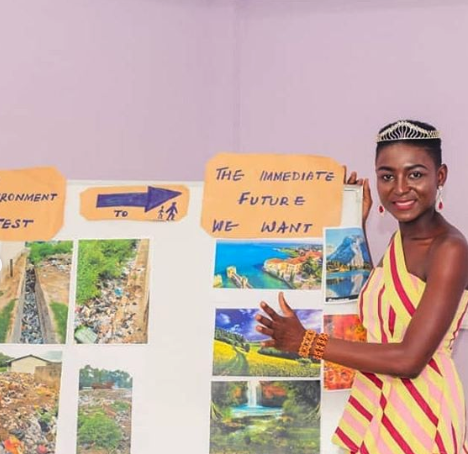 This Beauty Pageant Winner Is Using Her Crown to Fight for Water and Sanitation