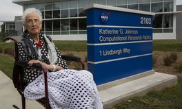 Article: NASA's Newest Building Is Named After 'Hidden Figures' Hero Katherine Johnson