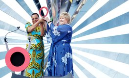 Artikel: Norwegian Prime Minister Erna Solberg Wins First-Ever Global Citizen Prize for a World Leader