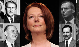 Article: Julia Gillard Boldly Calls Out Sexism in Australian Politics With Impassioned Speech