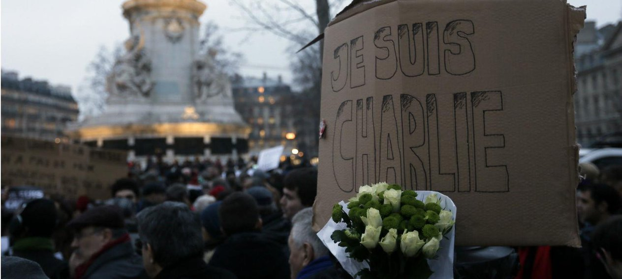 The Responses To The Charlie Hebdo Attack