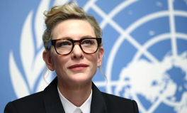 Article: Cate Blanchett Calls on World Leaders to End Statelessness in Powerful Speech