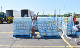Article: Mari Copeny Delivered 135,000 Bottles of Water to Flint Residents
