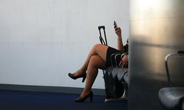 Artikel: UN Urging Flight Attendants to Help Stop Human Trafficking