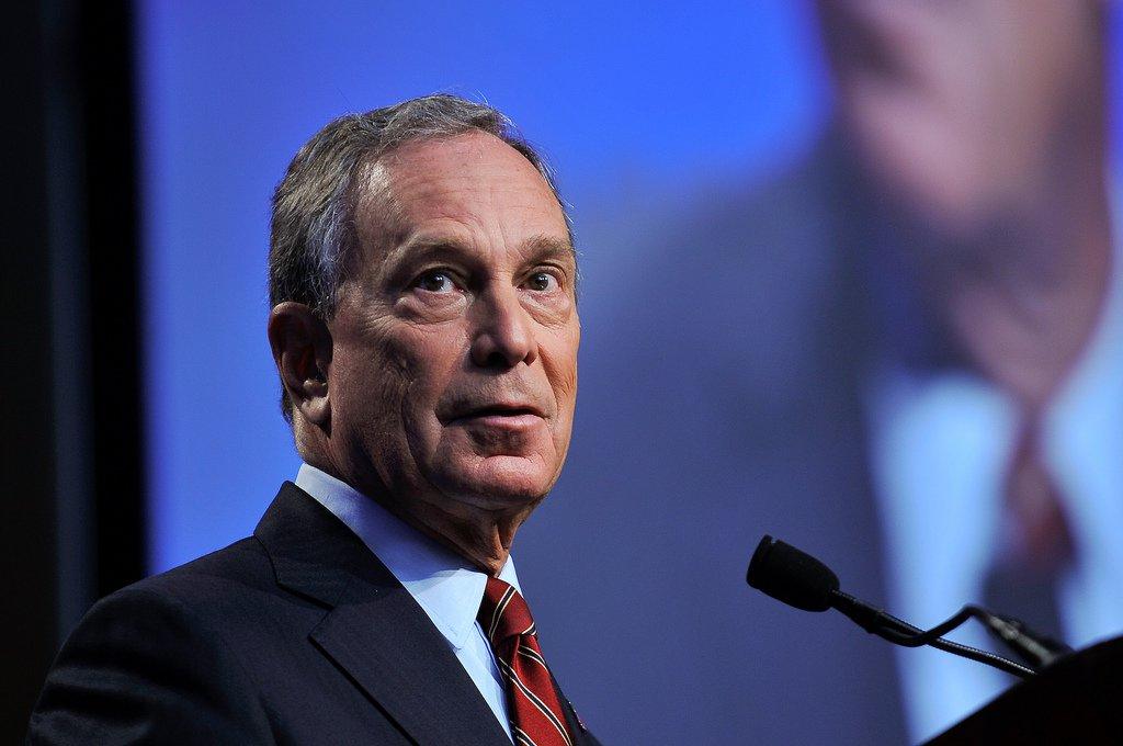 Michael Bloomberg circa 2008
