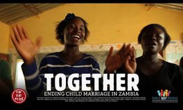 Video: Who's responsible for ending child marriage in Zambia? Everyone!