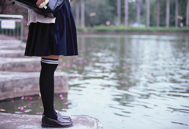 Bound Gagged School Girl