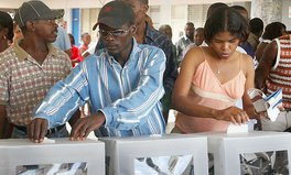 Article: Casting a vote of confidence for Haiti (hopefully)