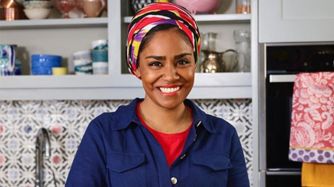 'Bake Off' Winner Nadiya Hussain Says Talking About Sexual Assault Is 'Best Thing I've Done'