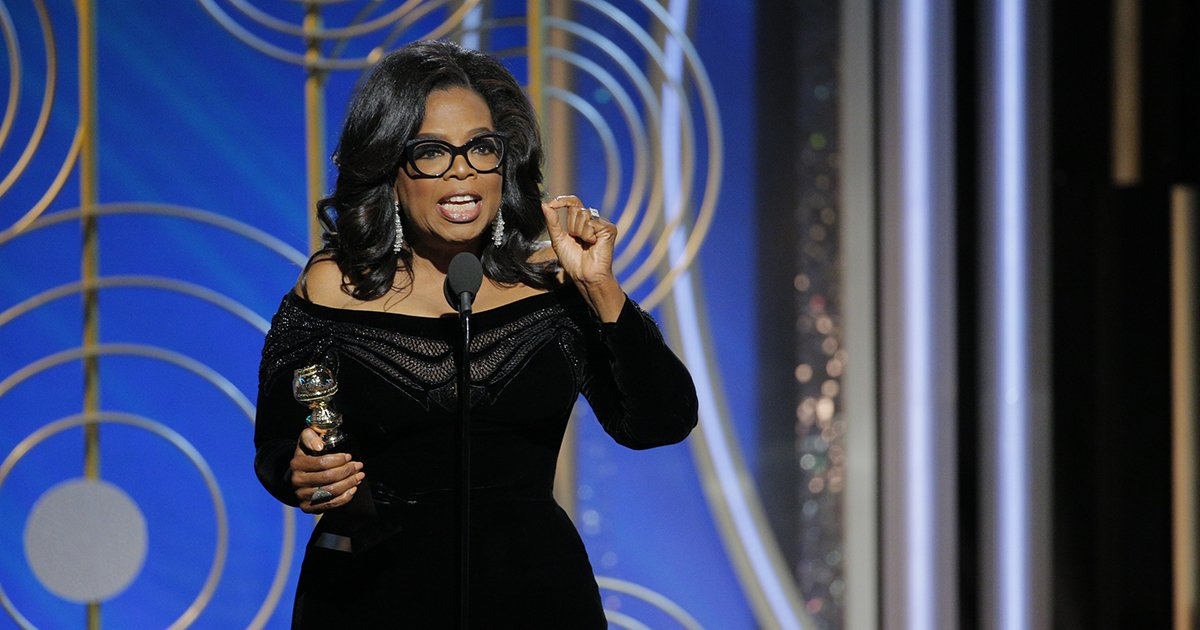Oprah Was Told She Wasn't 'Entitled' to Equal Pay When She Started Out