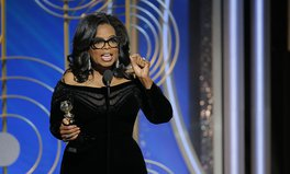 Article: Oprah's Inspirational Golden Globes Speech Put the Spotlight on Gender and Racial Injustice