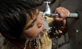 Article: L'eau potable pour tous n'est toujours pas une réalité
