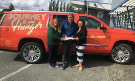 Article: This Canadian Is Delivering $10,000 Cheques to Every Capital to Help the Hungry