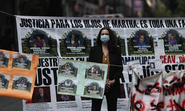 Artikel: Why Women Staged a Protest at Mexico City's Human Rights Office