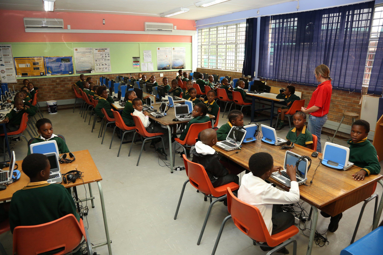 Vodacom Classroom