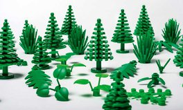 Artikel: LEGO Will Start Selling Sustainable, Plant-Based Blocks This Year