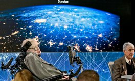 Article: 1,000 Years Left For Humans: Stephen Hawking's Climate Change Warning