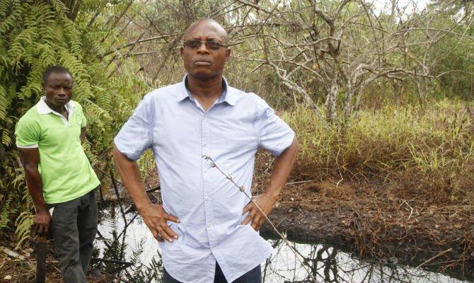 Nigeria oil spill community Oxfam.jpg