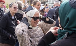 Article: Muslims in Germany Wear Jewish Kippahs to Show Solidarity After Hate Crime