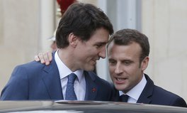 Article: Prime Minister Trudeau and President Macron Are Taking on Climate Change Together