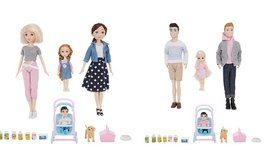 Article: Kmart Australia Launches Inclusive Same-Sex Family Doll Sets
