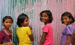 Feature: Saving the Lives of Rohingya Children Might Start With Giving Them Paintbrushes