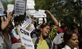 Article: Protests Erupt in India After Two Girls Are Raped