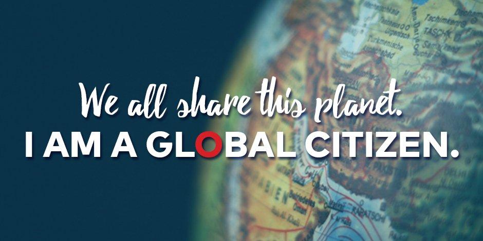 Image result for Global Citizen
