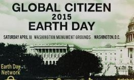 Article: Get ready to go to DC! Announcing Global Citizen 2015 Earth Day!