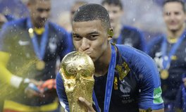 Article: France's Kylian Mbappé Donates World Cup Earnings to Kids With Disabilities