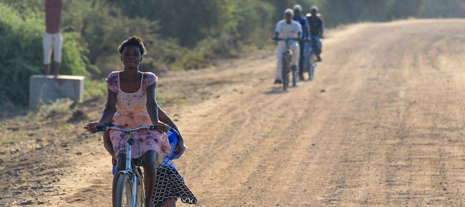 How Bikes Helped Cut Malaria Deaths by 96% in This Zambia District