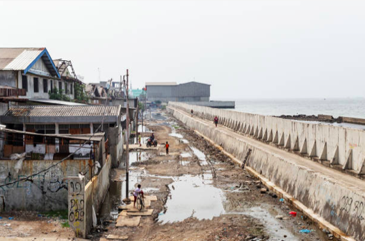 Indonesia Is Moving Its Capital to Avoid Sinking Into the Ocean