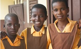Video: Slashing Drop-out Rates For Girls in Ghana