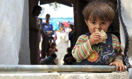 Article: Child Refugee Crisis: News from the frontline
