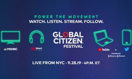 Artículo: Here's How to Watch the 2019 Global Citizen Festival